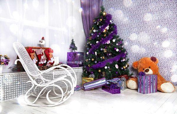 украшение новогодней елки фото дизайн