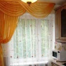 Текстиль для создания особого уюта на кухне: фото штор, занавесок и гардин в интерьере